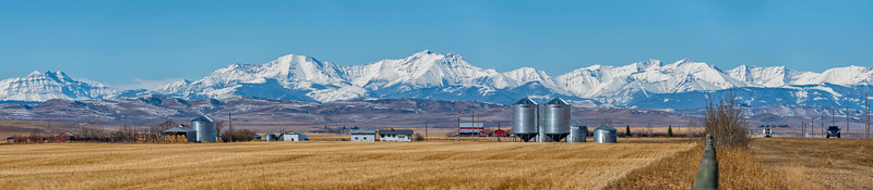 Mountains, Prairies and anything in-between....My Alberta