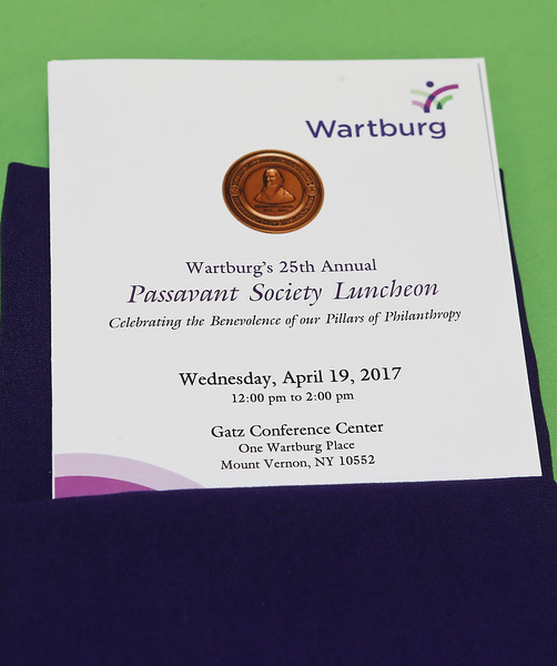 25th Annual Passavant Society Luncheon (4/19/17)