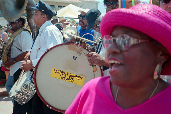 New Orleans: Jazz Funeral