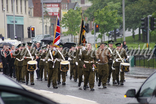 North Belfast United Districts Annual Tour of the North Parade