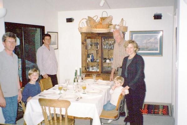 1998_ Family Thanksgiving