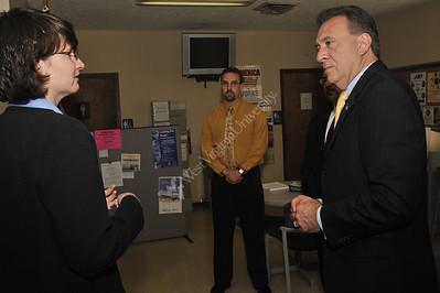 25439 Neil Romano Asst. Secretary of Labor visit with JAN
