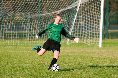 SVA vs Vidalia - Soccer 3/22/2011