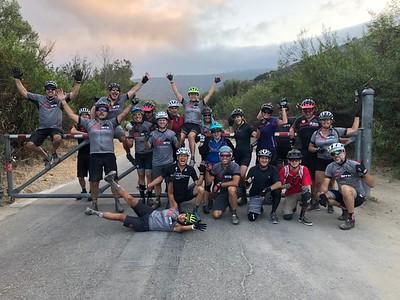 2018 08-17 RnR & thinkMTB shop ride from Laguna Niguel