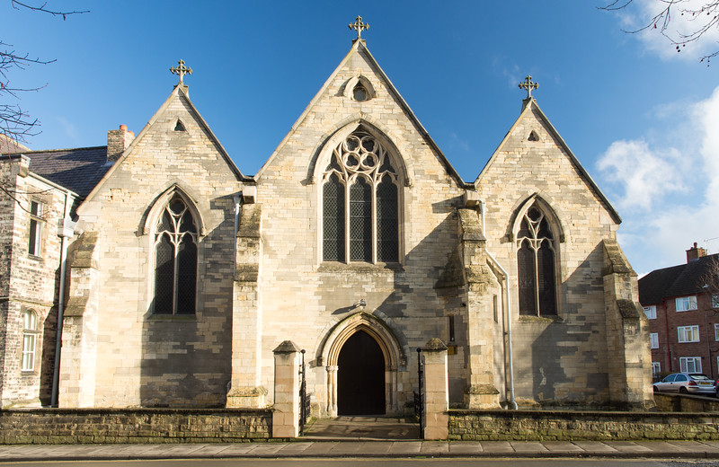 St George's Roman Catholic church in York