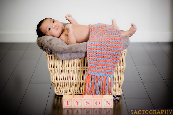 2013.06.14 - Tyson's Newborn Session