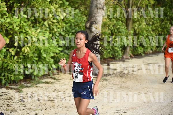 Cross Country | Middle School | 9/30/17
