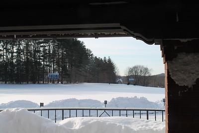 More Snow!  February 2015