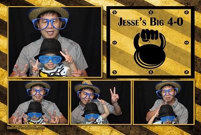 Jesse's Big 4-0