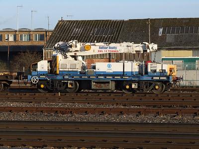 YOB - Heavy Duty Diesel Hydraulic Crane