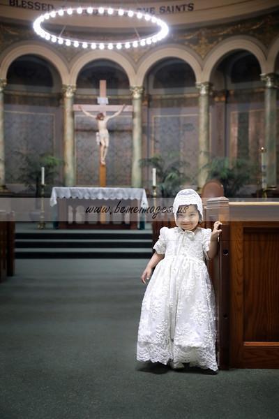 Isabella Baptism