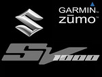 Garmin Zumo Splash Screens
