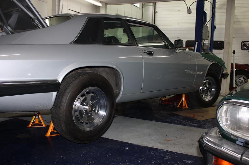 Kent alloy wheels refurbished