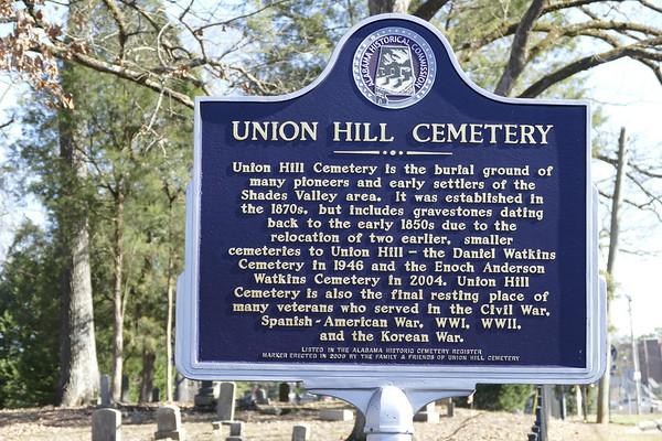 Union Hill Cemetery, Birmingham, AL