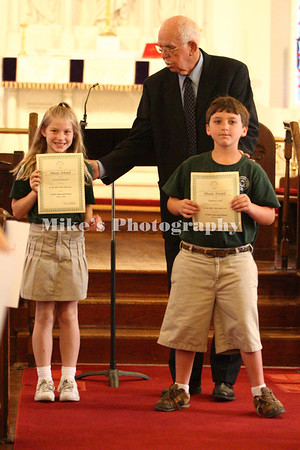 Trinity School Awards Program 2010