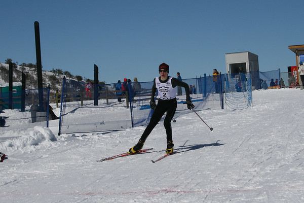 2007 Junior Olympics - Park City, Ut - Nordic Combined Photos