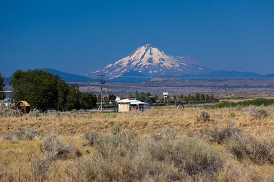 Lava Beds to Mt. Shasta