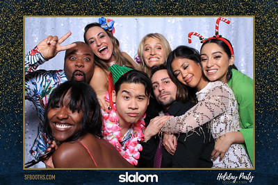 Slalom Holiday Party - December 7, 2019