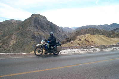 Day 08: Santa Rosalia, Baja - Loreto, Baja