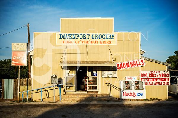 Davenport Grocery, Wichita Falls (2017)
