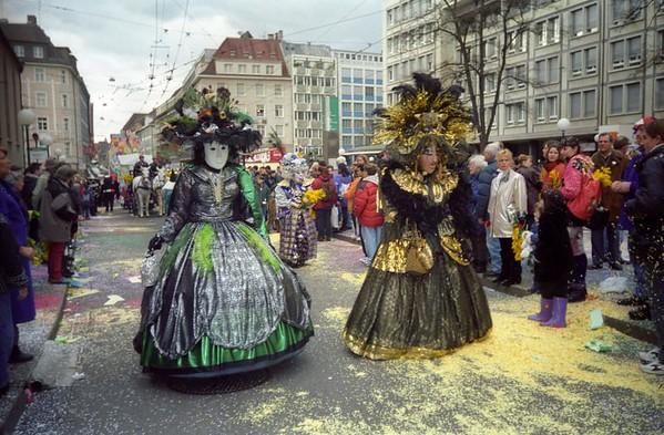 Basel Parades 1998