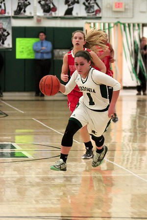 Ladies Basketball - Wadsworth v Nordonia