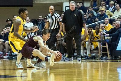 33068 Men's Basketball Action Texas A&M  January 2017