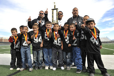 Superbowl: Bandits - Raiders