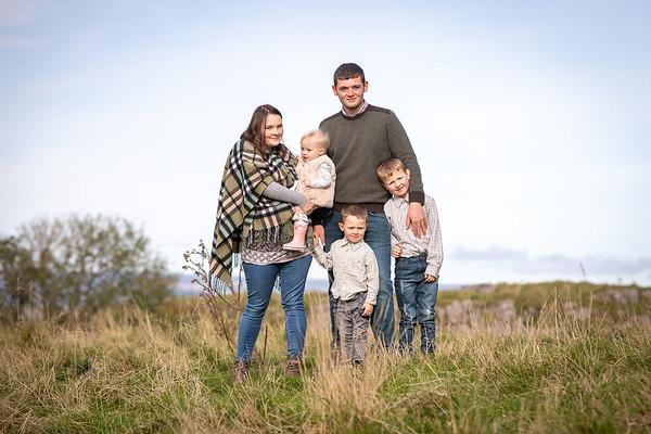 Harper Family - Oct 2019