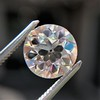 2.63ct Old European Cut Diamond GIA K VS1 2