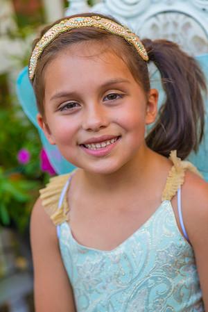 Madi Macias 7th Birthday Fairy Celebration
