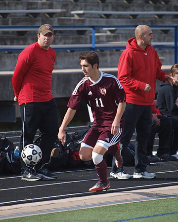Round Rock High School Varsity Soccer 2013