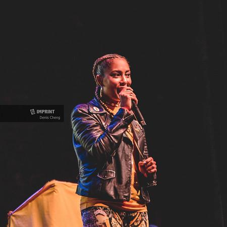Amanda Seales Presents: Smart Funny & Black at  Thalia Hall - Chicago, IL    August 7, 2018