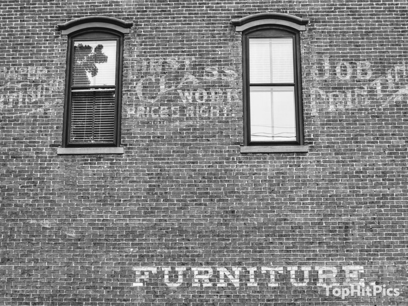 Brick Buidlings In Frenchtown, New Jersey, USA