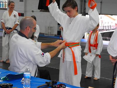 05/12/17 Belt Exam