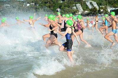 2017 Arena Noosa 1000 Ocean Swim. Portfolio Gallery