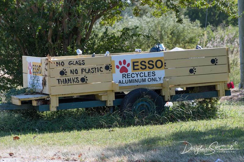 Recycling Wagon