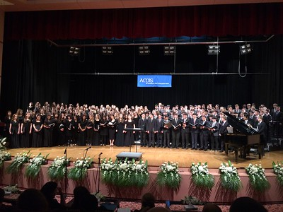 High School Honor Choir Festival 2017