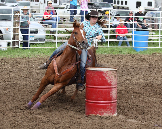 2015 SE SD 4-H Rodeo - Large Arena