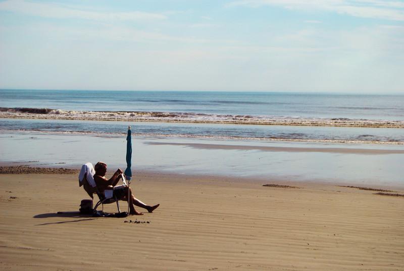 09 New Smyrna Beach Relaxing in the Sun.jpg