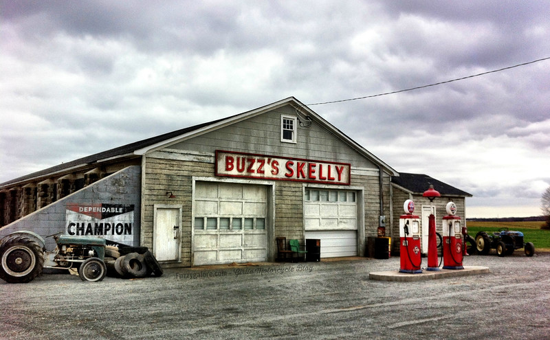 Buzzs Skelly Gas Station Movie Location