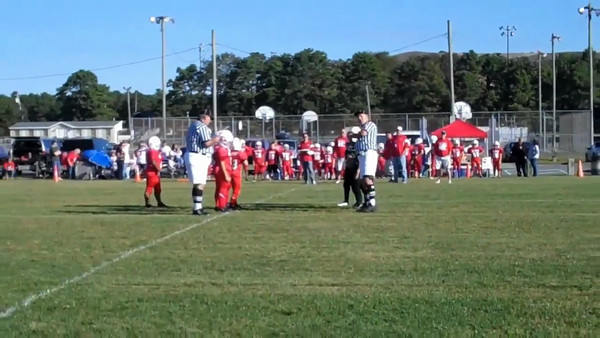 20120916 Week 2 Koch 10s (Longwood @ Bellport) VIDEO