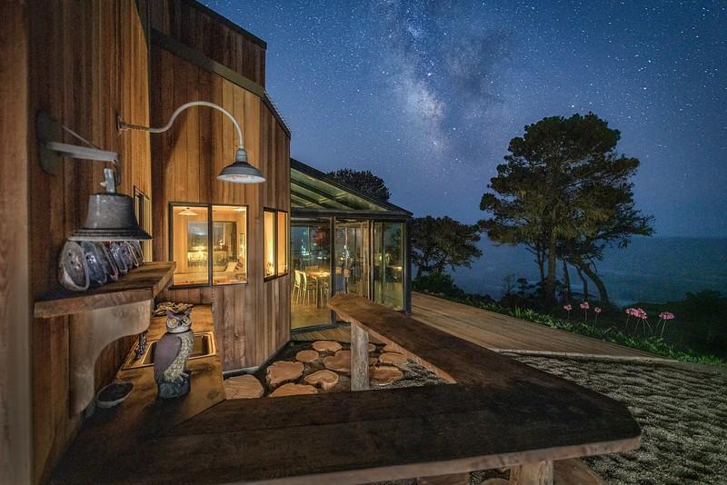 Bar Area & Milky Way
