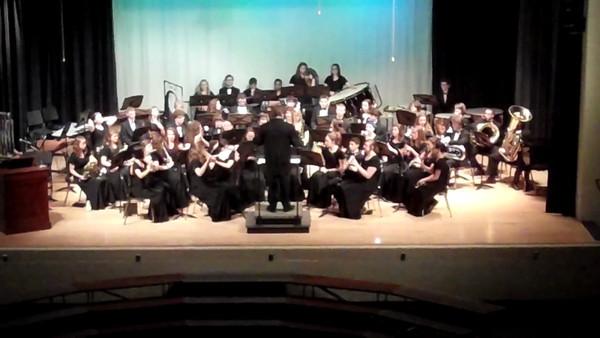 2013 Fine Arts Festival - Symphonic Wind Ensemble