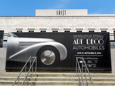 Sensuous Steel Art Deco Automobiles