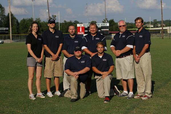 Bessemer Academy Football 2012