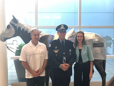 September 2018 Officer of the Month