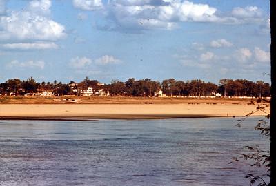 Vientiane, Laos. Jan 1, 1964