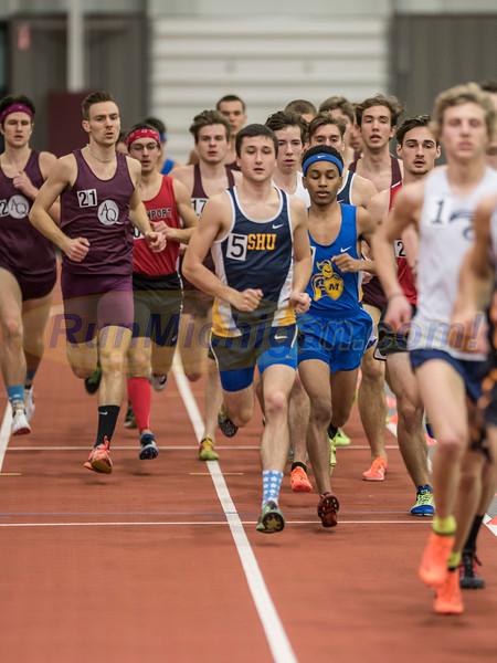 WHAC Indoor Track 2017 - 3000M Men