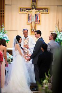 Hanh + Bradley Wedding